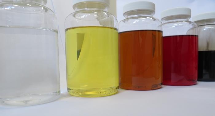 Värvus ei ütle midagi õli omaduste kohta