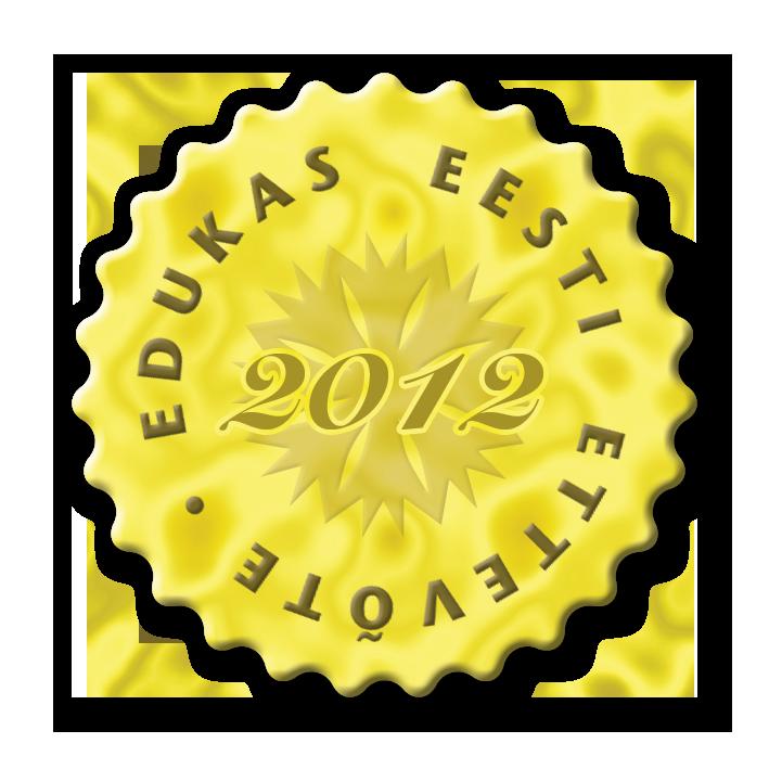 Edukas Eesti Ettevõte 2012