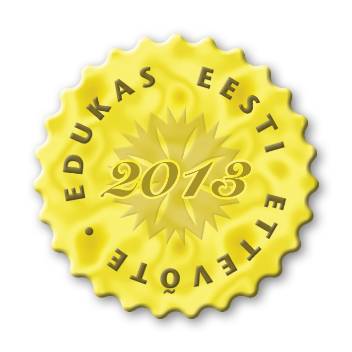 Edukas Eesti Ettevõte 2013
