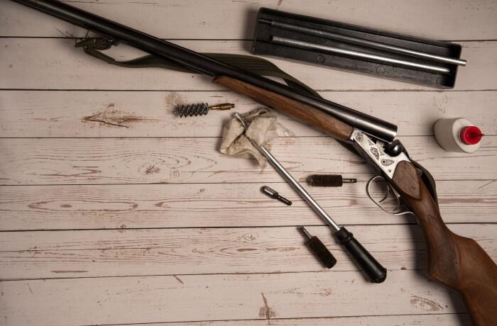 Relvade hooldamisel on relvaõli asendamatu
